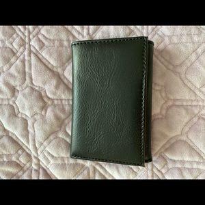 NWT men's wallet